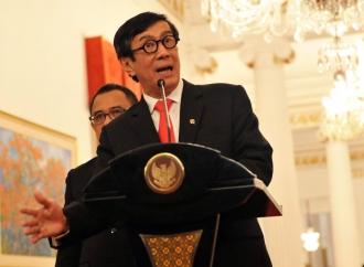 Yasonna Beberkan Perubahan Paradigma di Revisi UU PAS