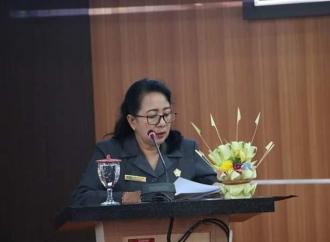 PDI Perjuangan Borong AKD di DPRD Jembrana