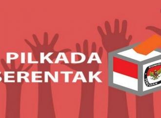Enam Cawali Daftar di DPC PDI Perjuangan Kota Banjarmasin