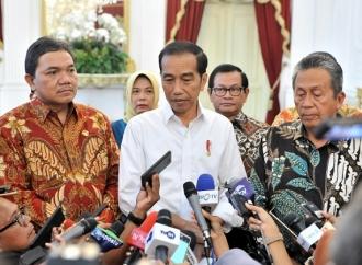 Presiden Jokowi: Menpora Imam Nahrawi Mengundurkan Diri