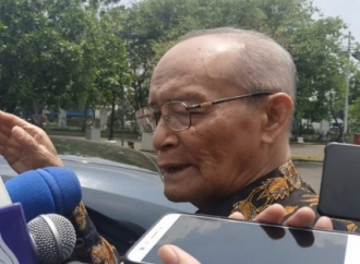 Presiden Jokowi Disambangi Syafii Maarif. Bicara Apa Ya?