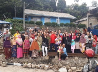 Dampak Jalur Ganda, PDI Perjuangan Janji Dampingi Warga