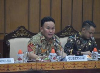 Gubernur Kalteng Siap Desak Kementerian LHK