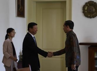 Bertemu Jokowi, Song Tao Apresiasi Ekonomi Indonesia