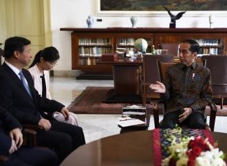 Jokowi Minta Cina Tingkatkan Impor Minyak Sawit RI