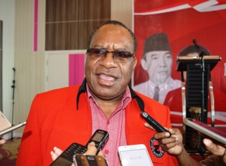 PDI Perjuangan Papua Ingatkan Bupati Tidak Tinggalkan Daerah