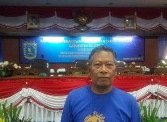 PDI Perjuangan Tunjuk Ansori Jabat Kursi Ketua DPRD Belitung