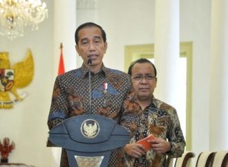 Presiden Jokowi Tunjuk Hanif Dhakiri Jadi Plt. Menpora
