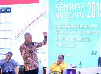 Jurus Ganjar Bakal Jadi Rujukan RPJMN 2020-2024