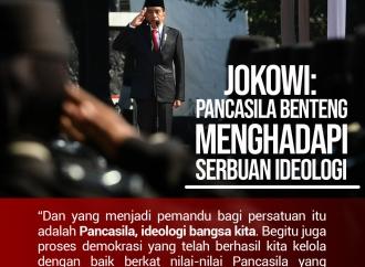 Pancasila adalah pemandu bagi persatuan bangsa.