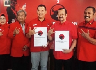 Rekomendasi DPP Dinanti Pasangan Purnomo-Teguh