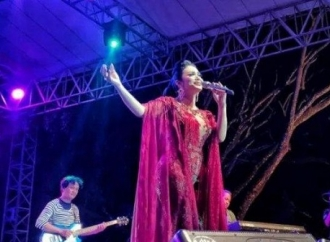 Krisdayanti Tampil di Reog Jazz Ponorogo 2019