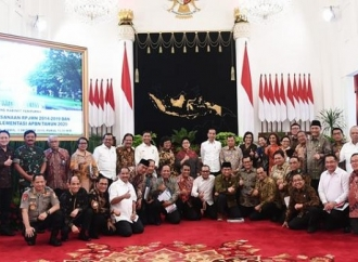 Jokowi Pernah Semprot Menteri Srikandi. Ini Mereka