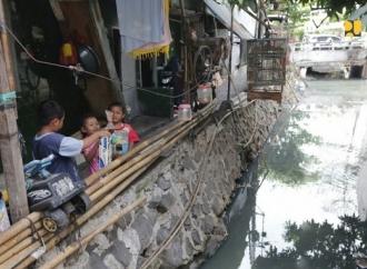 2021, PUPR Bangun Sistem Pengelolaan Air Limbah Domestik DKI