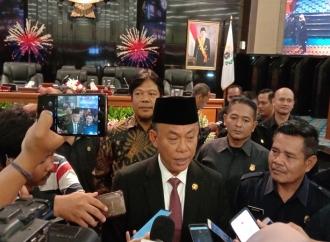 Jadi Ketua DPRD, Prasetio Desak Percepat Pemilihan Wagub