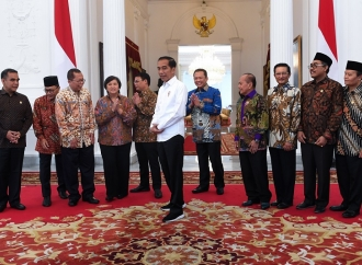Presiden Jokowi Inginkan Pelantikan yang Sederhana