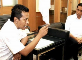Adian Napitupulu, 'Petarung' Pengawal Kebijakan Jokowi