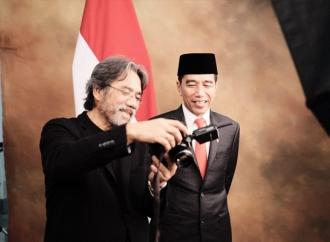 Jelang Pelantikan, Jokowi - Ma'ruf Lakukan Sesi Foto Resmi
