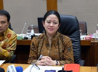 Pimpin DPR, Puan Penuhi Janji Utamakan Gotong Royong