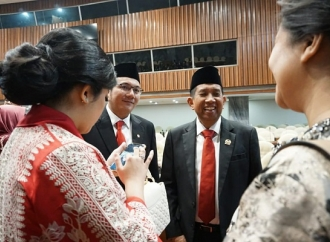 20 Oktober, Safaruddin Minta Warga Kaltim Tidak Terprovokasi
