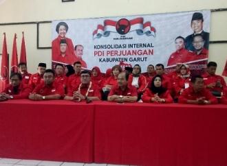 PDI Perjuangan Garut Gelar Rapat Konsolidasi untuk Evaluasi