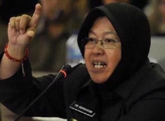 Usulan Risma Soal Cawali Surabaya Jadi Masukan Utama