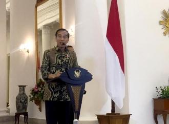 Jelang Pelantikan, Jokowi Tinjau Gedung MPR-DPR