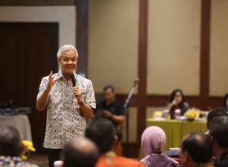 Ganjar Beberkan Tantangan Pemerintahan Jokowi-Ma'ruf