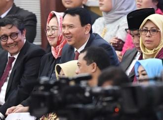 Ini Doa Spesial Ahok untuk Presiden Jokowi