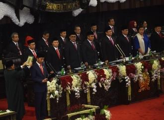 Usai Dilantik, Presiden Jokowi Siap Gas Pol