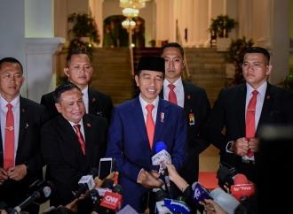 Besok, Presiden Jokowi Perkenalkan Menteri Kabinet Baru