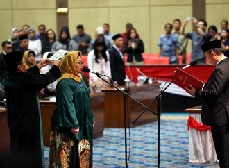 Sah, Indrawati Dewi Jadi Anggota DPRD DKI Jakarta