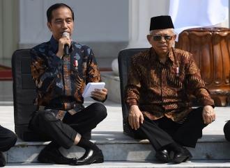Presiden Jokowi Ingatkan Jajaran Menterinya Jangan Korupsi