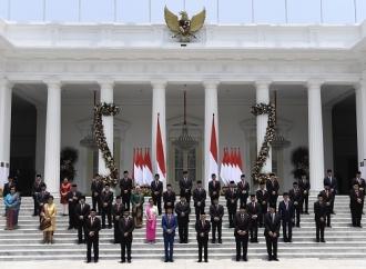 Megawati Minta Menteri Jaga Dedikasi dan Integritas