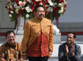 ST Burhanuddin Bergabung Kabinet, Ini Pesan TB Hasanudin