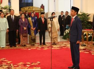 Usai Dilantik, Puan Berharap Para Menteri Segera Bekerja