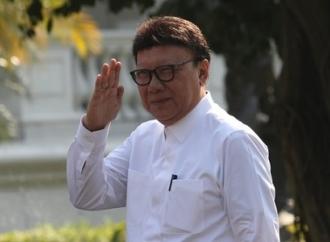 FX Rudy: Tjahjo, Tito dan Mahfud MD Sudah Cocok