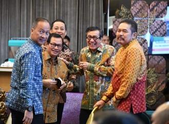 Ramah Tamah Menteri Kabinet Indonesia Maju