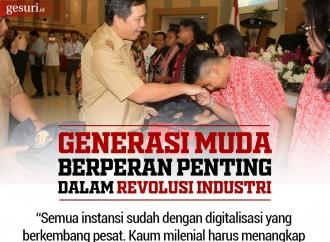 Generasi Muda Wajib Berperan Penting dalam Revolusi Industri