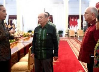 Jokowi: RI Bisa Tiru Paman Sam Sederhanakan Regulasi