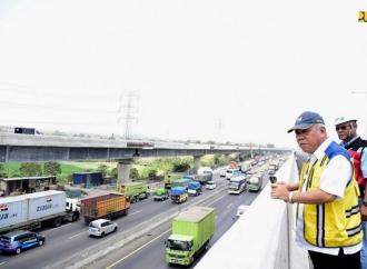 Menteri Basuki Pastikan Tol Japek II Siap Layani Nataru 2019