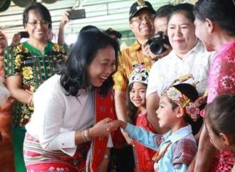 Bintang Akui Partisipasi Angkatan Kerja Perempuan Rendah