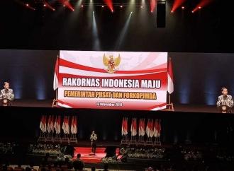 Jokowi Ingin Forum Komunikasi Kepala Daerah Semakin Harmonis