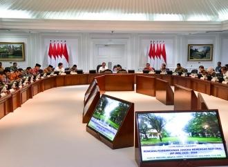 Jokowi Ingin RPJMN 2020-2024 Disusun Jelas dan Realistis