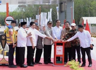 Jokowi Targetkan Tol Lampung-Aceh Rampung 2024