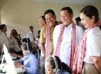 Juliari Harapkan BRSPDSN di Kota Manado Dioptimalkan