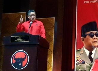 Hasto Minta DPRD Ikuti Perintah Presiden Jokowi