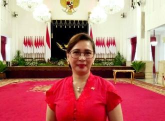 Vanda Sarundajang Dorong Revitalisasi Perpustakaan Daerah