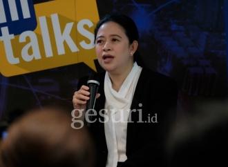 Soal Omnibus Law, Puan : Tunggu Komisi II dan Pemerintah