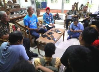Ganjar Tetapkan UMK 35 Kabupaten/Kota di Jateng